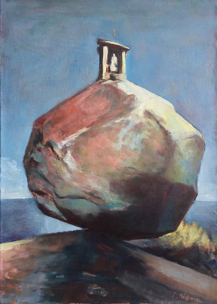 Vierge au rocher - 4